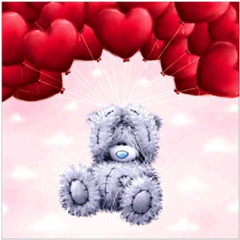 Мишка открытка любовь, вам прикольные картинки