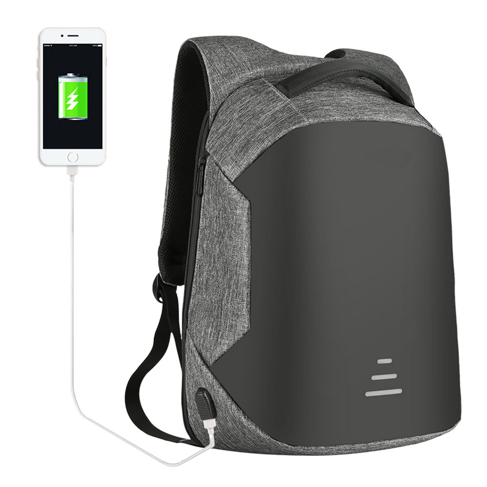 The latest type Multifunction USB charging Men General Laptop Backpacks For men and women Leisure Travel