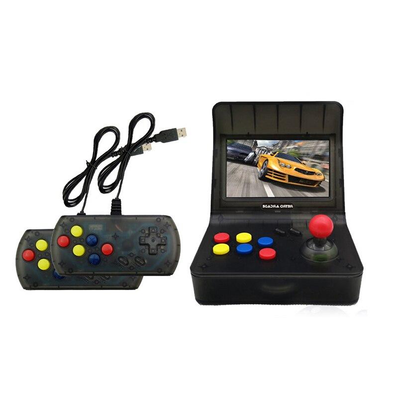 Portable Retro Mini Video Game 4.3Inch 64bit 3000 Handheld Game Video Games Boy Classical Portable with Retro RETRO ARCADE 08 цена и фото