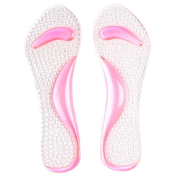 Women Ball of Foot Arch Metatarsal Insole Support Cushion Pad Heel
