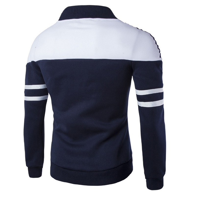 Модная мужская спортивная куртка на молнии; сезон осень-зима; куртка в стиле пэчворк; пальто с длинными рукавами для мальчиков; пальто для бадминтона; Новое поступление;#4n25