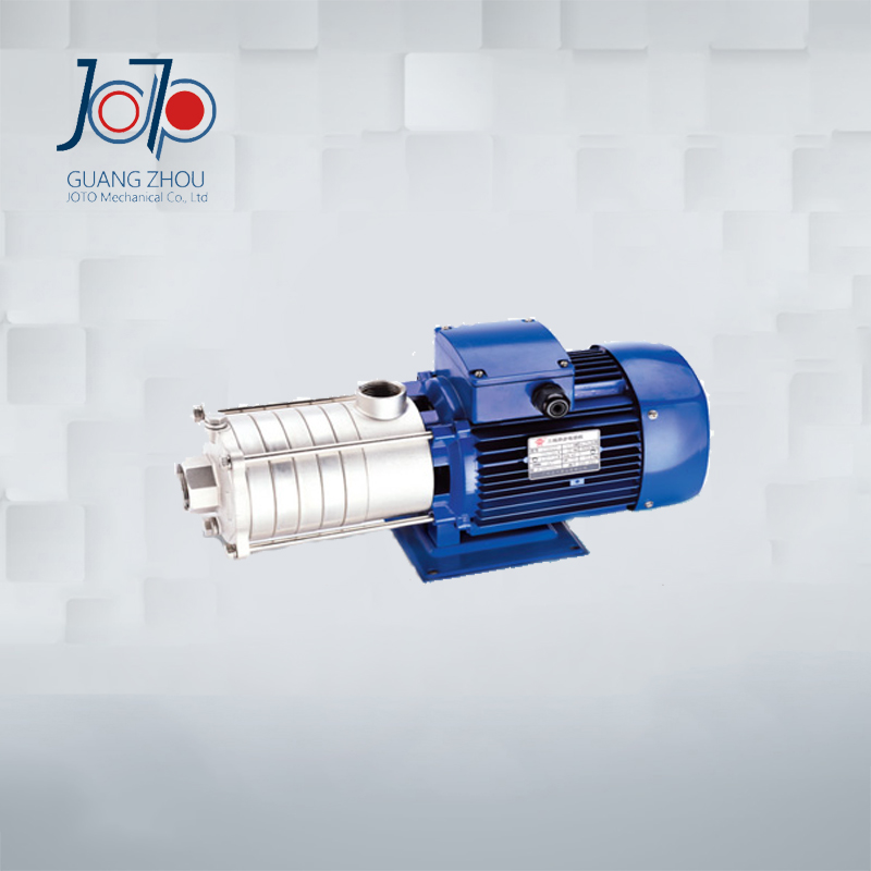 DW S 3 40 045 380V Three Phase 50Hz Horizontal Multistage Stainless Steel Centrifugal Pump Booster