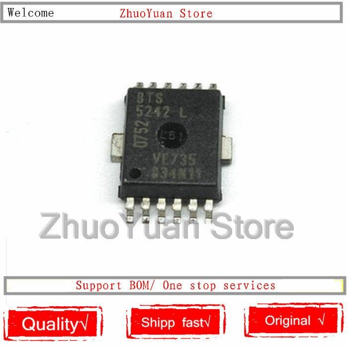 1PCS/lot BTS5242-2L HSOP12 BTS5242 HSOP 5242-2L Original IC Chip