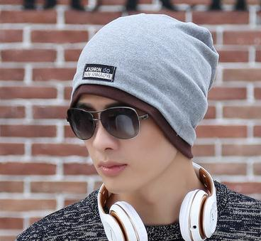 Hat men winter fashion wool hat female autumn and winter Baotou Caps leisure wild hat on the Korean version of the tide hat