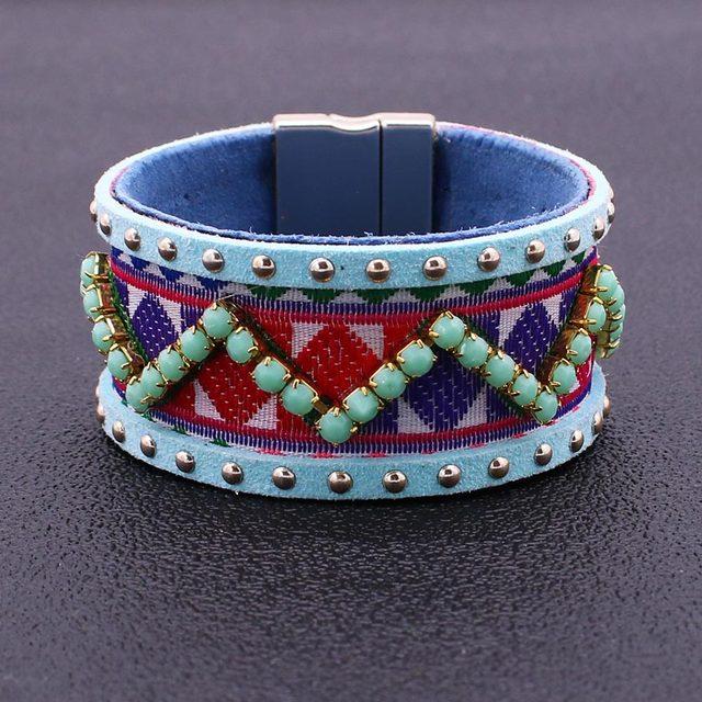 Onlyee Bracelet Bohemian...