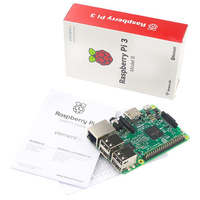 Element14 Version 2017 New Raspberry Pi 3 Model B Board 1GB LPDDR2 BCM2837 Quad Core Ras