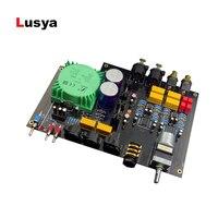 TPA6120 Ultra low noise Headphone Amplifier Full Balanced Input Full Balanced Output NE5532Op T0493