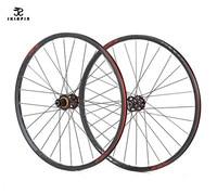 JKLapin MTB Mountain Bike wheels 26inch 27.5inch 29inch Carbon Fiber hub Sealed Bearing Wheelset Alloy Rim bike parts