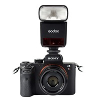 Godox V350S 2.4G Master/ Slave Camera TTL Wireless Flash Speedlite 1/8000s HSS Built in Battery w/Battery Charger for Sony
