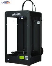 CreatBot 3d printer/ DX Plus03 large Build Size 300*250*520 mm/ Triple Extruder Metal Frame 3D Printer  DIY ABS Filament