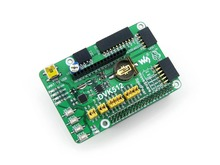 DVK512 Raspberry Pi Expansion Evaluation Board with Various Interfaces Designed for Raspberry A+/B+/2 B/3 B