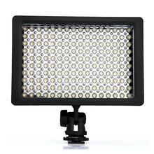 Топ Lightdow LD-160 9,6 Вт встраисветодио дный ваемые светодиодный осветитель 160 5400 К/3200 к затемнения для Canon камера