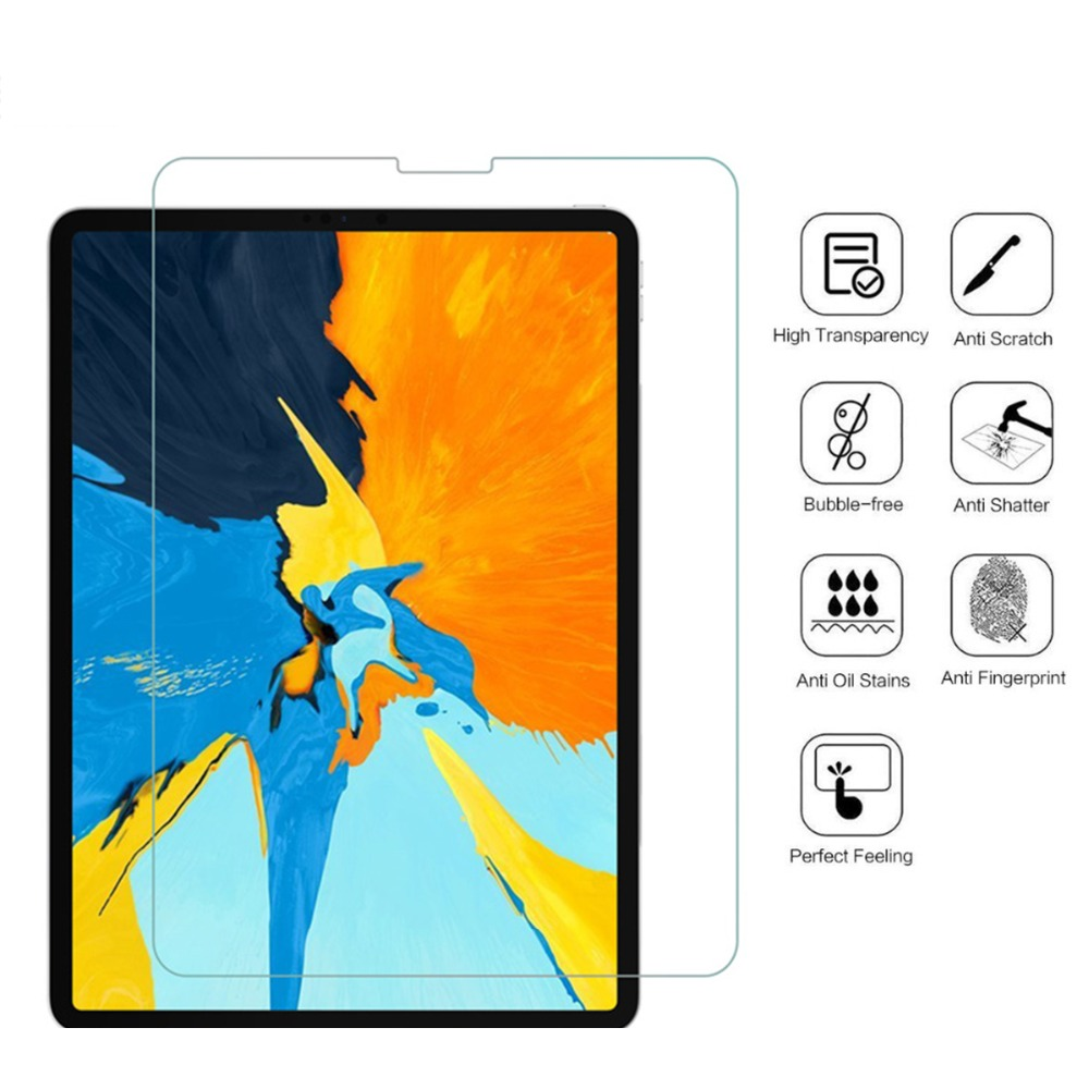 9H Full Cover Tempered Glass For Apple IPad Pro 11 Inch 2018 Screen Protector Protective Glass For IPad Pro 11 Safety Guard Film