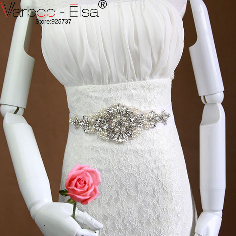 Wedding Gown Belts And Sashes: Fashionable Bridal Belt And Sashes Bridal Belts With