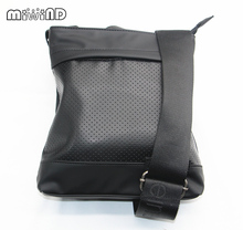 HOT New 2017 designer bags famous brand man handbags men's travel bags men messenger bags PU leather hollow out shoulder handbag
