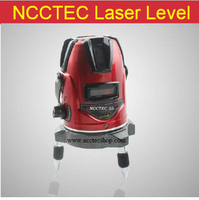 Laser level for sending work alignment | 5 line 1 point and 3000MA Li battery | Guarantee the accuracy of construction quality