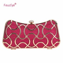 Fawziya Women Purses And Handbags Crystal Clutch Evening Bags For Women Clutch With Handle