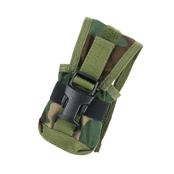 TMC Woodland 330 Grenad Pouch Tactical MOLLE Utility Pouch(SKU051033)