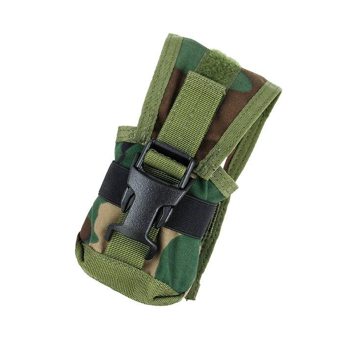 Tmc woodland 330 grenad bolsa tático molle utilitário bolsa (sku051033)