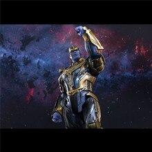 Marvel Thanos Action Figure Avengers Series Plus Size 36 cm Marvel Heroes Action Figures