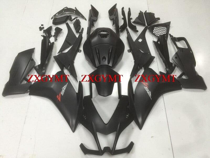 Fairing Kits for RS 4 125 2012 - 2015 Fairing Kits for Aprilia RS4 125 2014 Matter Black Full Body Kits RS4 RS125 13 12Fairing Kits for RS 4 125 2012 - 2015 Fairing Kits for Aprilia RS4 125 2014 Matter Black Full Body Kits RS4 RS125 13 12