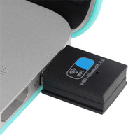 1pc Bluetooth 4 0 150Mbps Mini Wireless USB WI FI Adapter LAN WIFI Network Card Wholesale