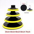 3 '-7' дюймов полировальный диск присоска самоклеющийся липкий диск наждачная бумага присоска для электрической шлифовальной машины полиров...