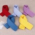 Nova Chegada de Tricô Ternos de Negócio Cravata Para O Partido Na Moda Sólidos Gravatas Laço dos homens Gravata Gravatas Populares Acessórios da Marca Laços