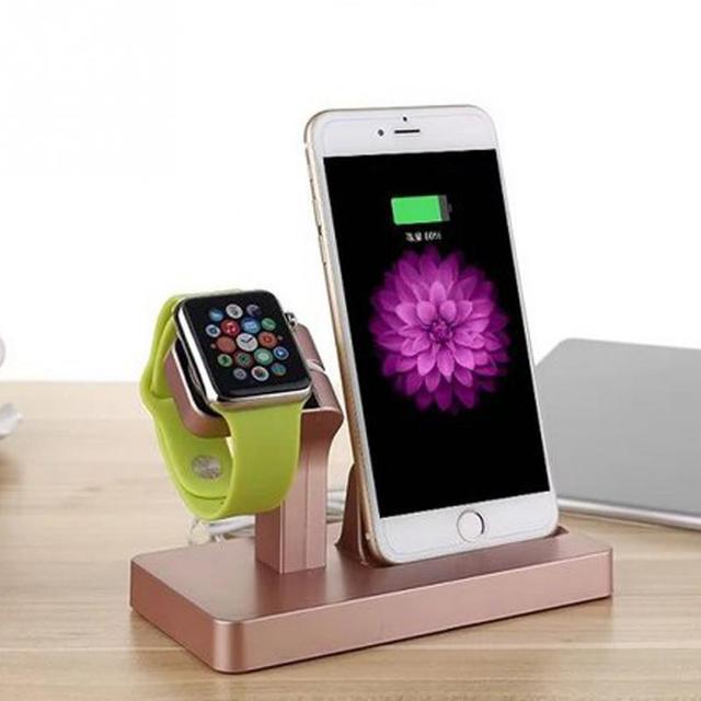 Новый телефон для Док-Станции Кронштейн Колыбель Держатель Стенд Зарядное Устройство Для iPhone 7 7 плюс/6 S Plus/6 Плюс/6/5S/5C/5 Для я смотрю