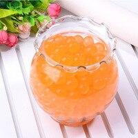20000 pz Fiore Pianta Jelly Cristallo di Fango Suolo Acqua Perline Gel Perle di Acqua Del Suolo Palle Decorazioni Perline Aqua Soil All'ingrosso