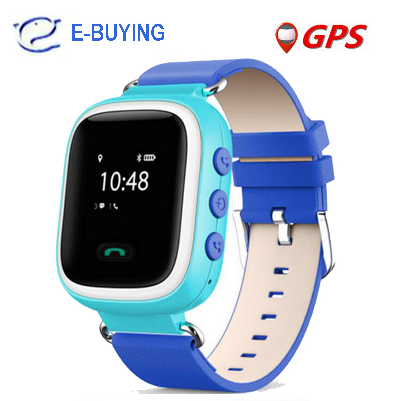 2016 New Children GPS Q60 Smart Watch Wristwatch SOS Call Location Finder Locator Device Tracker for Kid Safe Anti Lost Monitor детские смарт часы q30