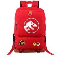 26 Type Animals World Schoolbag Jurassic pattern Kids Backpack Children Gift For Boys/Child Dinosaur pattern Travel BookBag