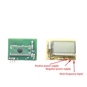 Image 3 - Stereo FM Radio Board Digital Frequency Modulation Radio Board Serial Port DIY FM Radio TA8122 TA2111 Accessories