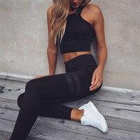 Sport Clothing Women Sport Suit Running Set Gym Clothing Sportswear Yoga Set Gym Wear Fitness Suit