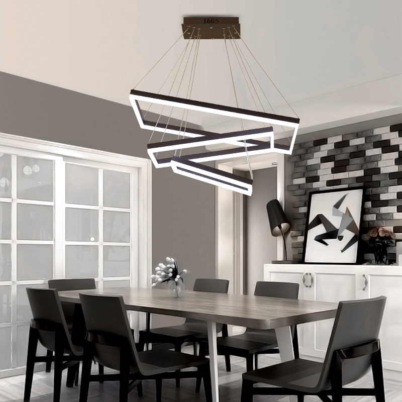 Minimalism DIY hanglamp Modern Led Pendant Lights For Dining living room suspension luminaire led Pendant Lamp light fixtures купить