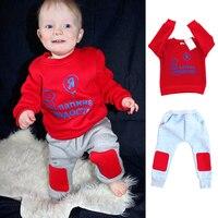 2017 Noel Erkek Bebek Giysileri Kış Sıcak Çocuk Kız Çocuk giyim Çocuk Erkek Giyim Seti Çocuk Giyim Boys Setleri