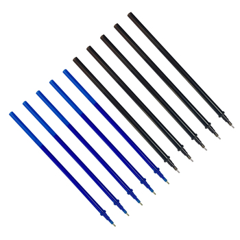 5 sztuk wymazywalnej napełniania neutralny wkład kryształ niebieski czarny magia gorący kasowalna neutralny wkład wysokiej temperatury znikający wkład tanie i dobre opinie FangNymph CN (pochodzenie) Długopis żelowy Żel atramentu Biuro i szkoła pen 0 5mm Normalne WJU00458-01 Z tworzywa sztucznego