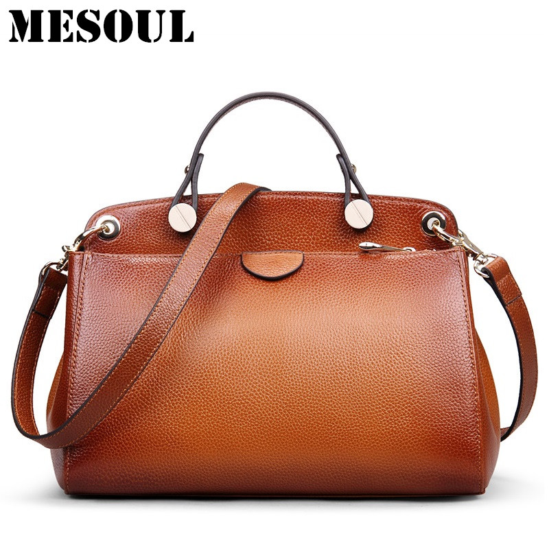 Bags Women Famous Designer Handbags High Quality Real Leather Shoulder Bags 2017 Luxury Vintage Girl Crossbody Bag Tote Boston crossbody bags for women designer handbags women famous brands pu leather high quality shoulder bag vintage luxury kabelka