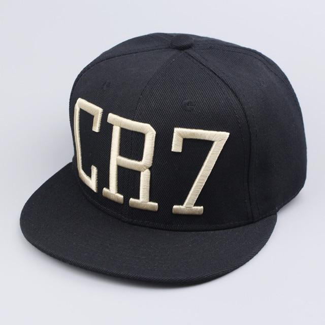 CR7 Sky Blue Caps 8