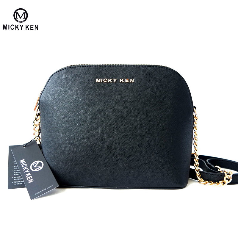 MICKY KEN Brand 2017 Designer Handbags Lady Shell Bags Cross body Women Messenger Bags Shoulder Bolsa Feminina Sac A Main MK001