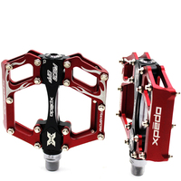 XPEDO XMX11AC Colorful Aluminum 6061 extruded CNC machined/Anodized Bike Pedals|Bicycle Pedal| |  -