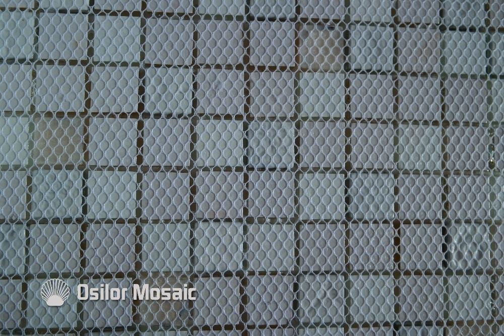 Spedizione gratuita incrinato modello mosaico di cristallo di