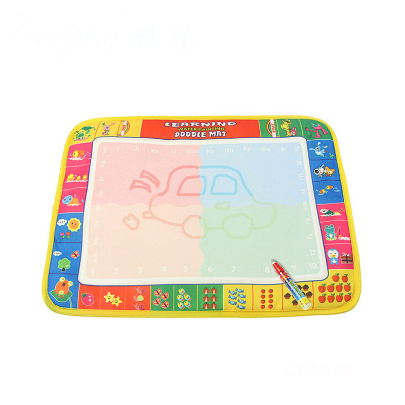 4-MB 39X29cm Water Drawing Painting Writing Mat Board Magic Pen Doodle New Toy