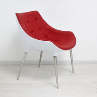 Free Shipping Domestic Civil Restaurant Utensils Diane Armchairs Contracted And Contemporary Dining Chair Design