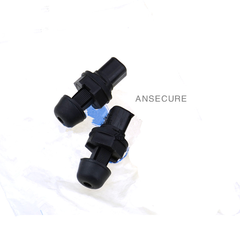 2 Pcs Adjustable Buffer Block For Trunk Lids For VW Volkswagen Golf MK6 Sciocco Polo Touareg SEAT Leon Ibiza 6Q6 827 499 C