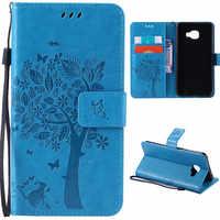 Für Samsung C5 C7 Niedlichen Cartoon Kratzbaum Brieftasche Flip Fundas Marke Fall für Samsung Galaxy C5 C 5 C5000/C7 C 7 C7000 Zurück abdeckung