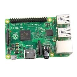 Raspberry Pi 2 Модель B ARM7 четырехъядерный процессор 1 ГБ ОЗУ 900 МГц Поддержка Windows 10 Ubuntu и т. Д.