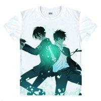 T-Shirt PSICO-PASS Shinya Kogami Camicia Causali T-Shirt Anime e Manga Piuttosto Fresco Impressionante t-shirt Novità migliore regalo del anime di Tagliare Un