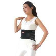Bodybuilding Lumbar Support High Elastic Breathable Mesh Health Care With Steel Waist Support Back Brace Belts