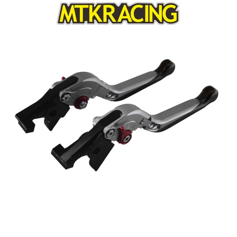 US $28 66  MTKRACING For Yamaha FZ6 Fazer 04 10 / FZ1 Fazer 06 15 / FZ 1 FZ  6 fz 1 fz 6 fazer CNC motorcycle clutch brake lever-in Levers, Ropes &